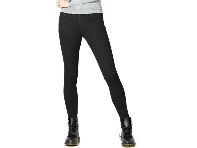 DUER Performance Denim Pants Skinny Women black 100